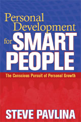 Steve Pavlina's Book 'Personal Development for Smart People'